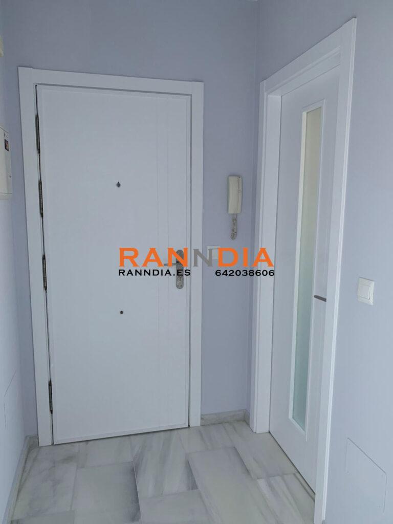 Puertas modernas en Fuengirola